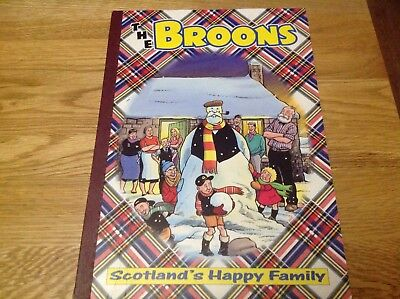 The Broons Annual 2001 in good condition
