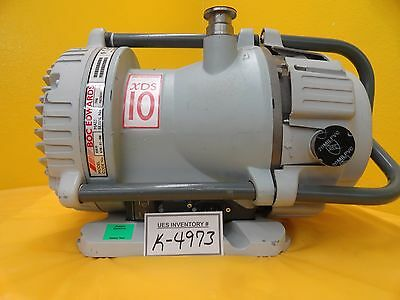 XDS 10 Edwards A726-01-906 Dry Scroll Pump XDS10 Used Tested Working