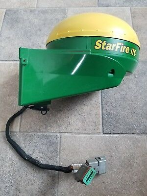 John Deere GreenStar Starfire ITC GPS Receiver & SF2 Activation