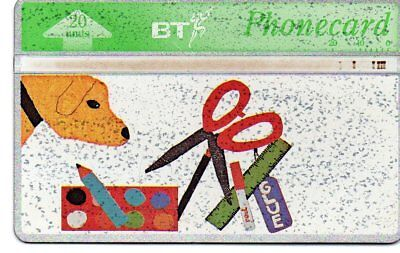 Bt Phonecards – 35 Years Of Blue Peter