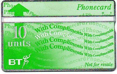 Bt Phonecard – Complimentary Phonecard With Wallet The Receipe For Love British