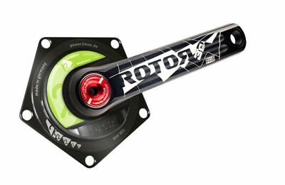 Power2max S-Type power meter - Rotor 3D+ / 175mm - 130BCD - Brand New.
