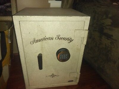 AMERICAN SECURITY SAFE - AMSEC  HOME SAFE with  digital combination