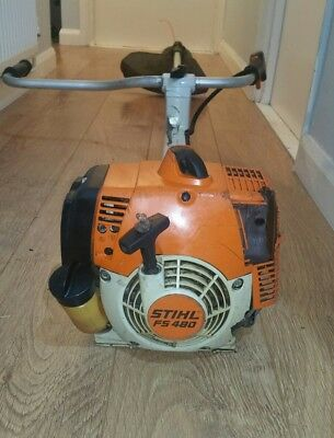 Stihl Fs 480 Brushcutter Strimmer - Heavy Duty Strimmer / Cutter