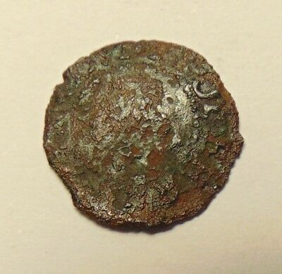 Ancient Roman Coin - Showing Nice Detail, Uncleaned & Unresearched (17-02/027)