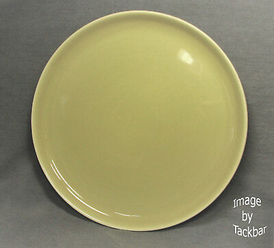 Vintage Russell Wright Designer 10 in. Avocado Dinner Plate