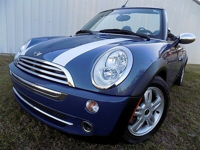 2005 Mini Cooper ONLY 70K Miles - 5 Speed Convertible - NICE!! 2005 Mini Cooper ONLY 70K Miles - 5 Speed Convertible - NICE!! 5 Speed Manual 2-