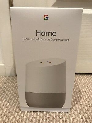 Google Home, Brand New In Box