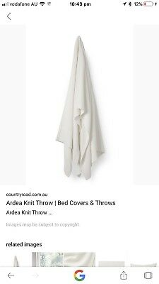 Country Road Ardrea Throw, Brand New With Tags, Current Season