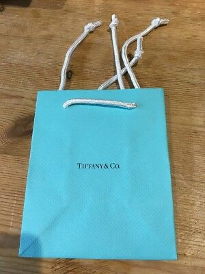 Tiffany Bag And Gift Card - Unused