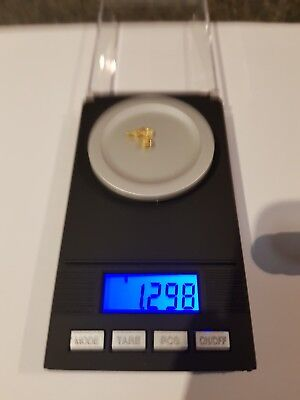 Australian Gold Nuggets 1.2grams