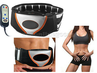Bodybuilding Vibro Shape Vibrating Slimming Massage Slim Toning Belt Weight Loss