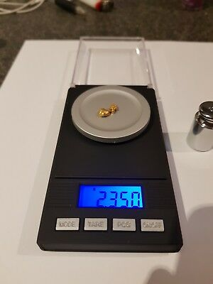 Australian Gold Nuggets 2.3grams