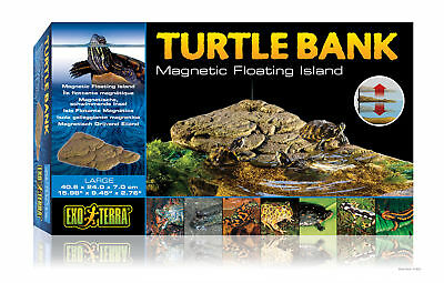 Exo Terra Turtle Bank 40.6 x 24.0 x 7.0 cm - Turtle Dock