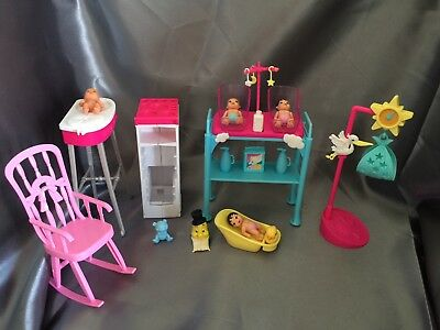 Barbie Doll Baby Clinic Set  (BC1).