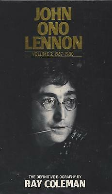 Book Biography John Ono Lennon Vol 2