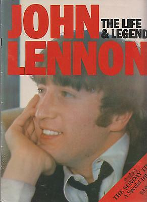 Lennon Mag The Life And Legend Of John Lennon