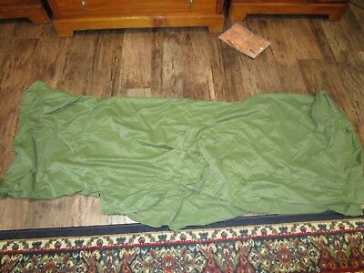 Australian Army Light Weight Sleeping Bag or Bag Liner dated 1969.