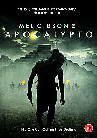 Apocalypto DVD (2007) Rudy Youngblood