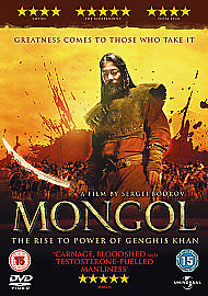 Mongol - The Rise To Power Of Genghis Khan