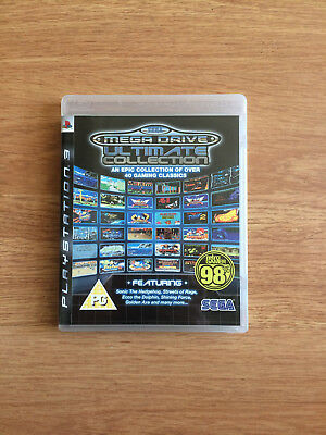 Sega Mega Drive: Ultimate Collection for PS3