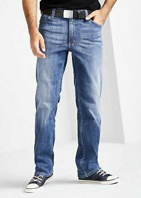 Mustang Tramper Herren Jeans (Stretch), W30 -to- W44 / strong bleached