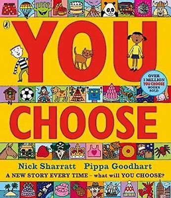You Choose by Pippa Goodhart New Paperback Book
