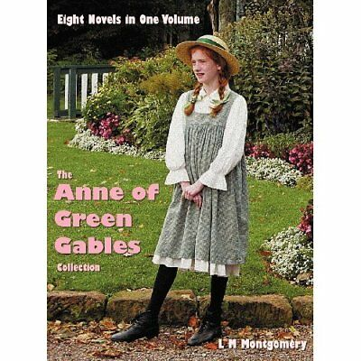 The Anne of Green Gables Collection: Eight Complete and