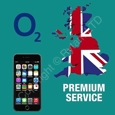 PREMIUM Factory Unlock Service For iPhone 7 iPhone 7 Plus - O2 UK TESCO MOBILE