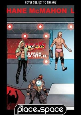 Wwe #14C - Connecting Variant (Wk08)