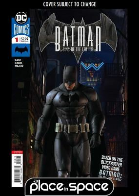 Batman: Sins Of The Father #1B - Video Game Variant (Wk08)