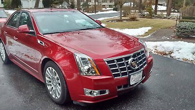 2012 Cadillac CTS Perfrmance Package 2012 Cadillac CTS4 Performance Package, 11,000 miles, great condition