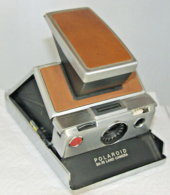 Polaroid SX-70 Land Camera SPARES OR REPAIRS ONLY - NO RETURN