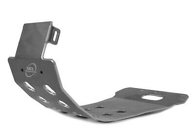 AS3 ALUMINIUM SKID PLATE SUMP BASH GUARD fits KTM 400 450 525 EXC 04-07 SX 03-06