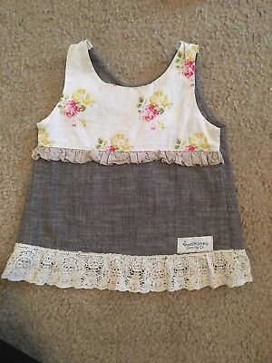 Sweet Honey Boutique 18-24 Months floral/ ruffle/ lace