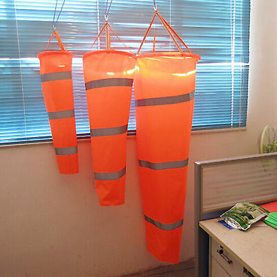 outdoor Safety Sport Airport Flag Wind Socks Direction Windsock Reflective Belt