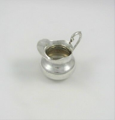 Mexican Sterling Silver Creamer by Luella - 178.6 grams!