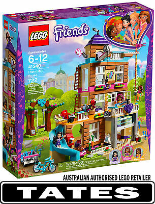 LEGO 41340 Friendship House Friends from Tates Toyworld