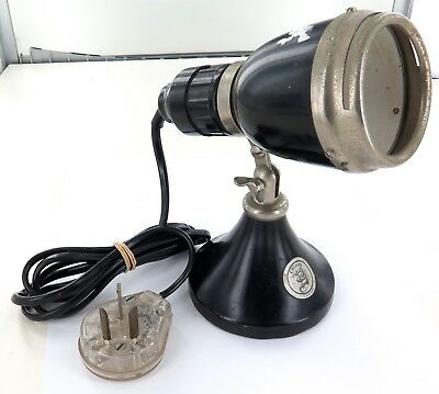 .vintage Chirurg, Germany Adjustable Microscope Light.
