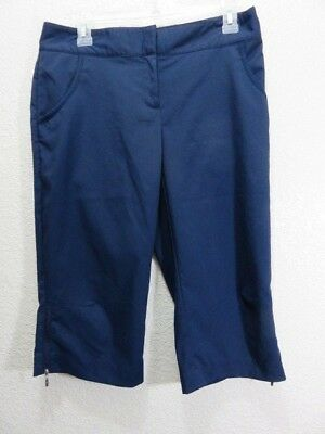 Izod Golf Women Casual Style Very Thin Light Fabric Easy Care Size 4