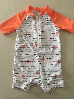 Infant Boys Swimsuit Size 18-24m. Old Navy. Sting ray print