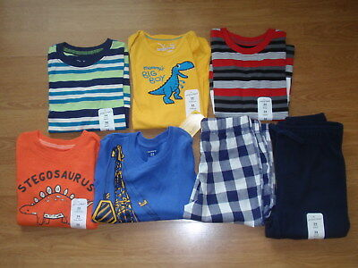 Ntw Lot Toddler Boy Clothes Size 24 Months Carters Jumping Beans