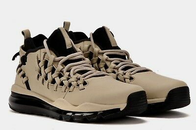 new products 8b37a fd148 NIKE AIR MAX 360 TR 17 Linen Tan Black Training Shoes NEW Mens Sz 10.5 13