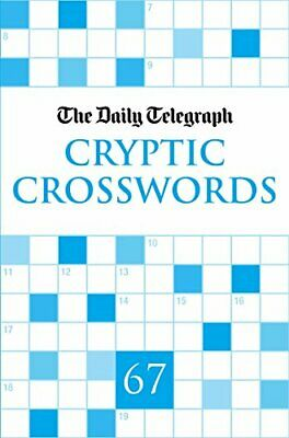 Daily Telegraph Cryptic Crosswords 67 (Daily Telegrap... by Telegraph Group Limi