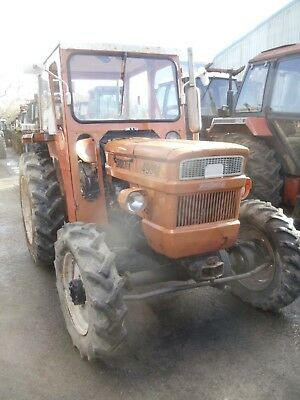 ***fiat 450 Dt 4Wd Tractor***