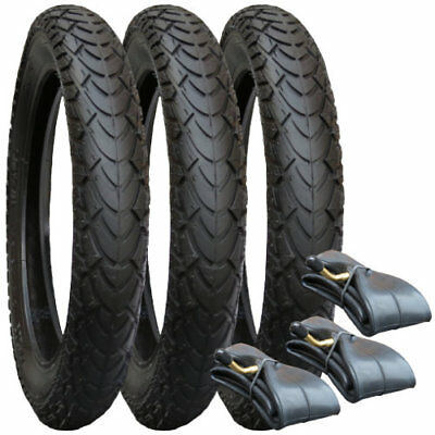 Phil And Ted Classic Tyre & Tube Set 12 1/2 X 1.75-2.1/4 Posted Free 1St Class