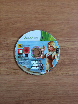 Grand Theft Auto V (GTA 5) for Xbox 360 *Install Disc Only*