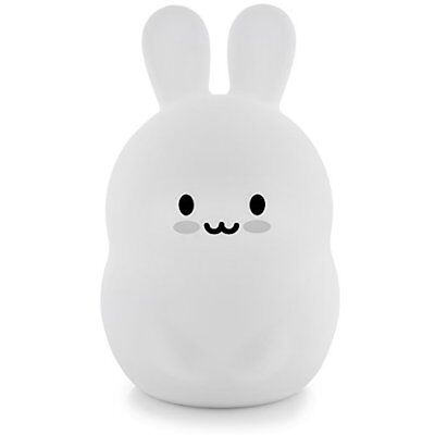 LumiPets Baby Night Light Nursery Lamp Cute Portable LED Soft Touch Safe For &