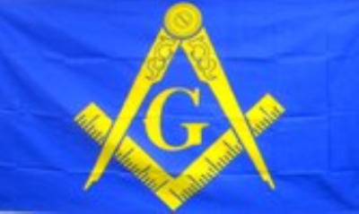 Masonic Yellow Flag