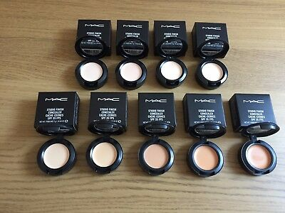 MAC Studio Finish Concealer SPF 35 FPS 7G - NC15, NC25, NC35, NC42, NC50 + MORE